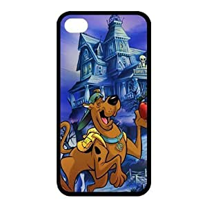 Customize Cartoon Scooby Doo Back Case for iphone 4,4S JN4S-1541
