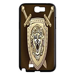 Generic Case Lion For Samsung Galaxy Note 2 N7100 H6K117796