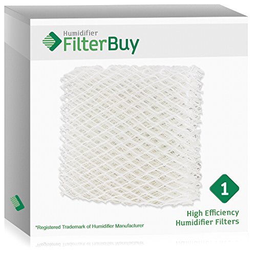 Sears Kenmore 14804 & Honeywell HAC-500 Humidifier Filter Pad. Designed by FilterBuy to Replace Part #'s AC818, AC-818, D18-C, D18C and D-18-C. (Humidifier Filters Kenmore 14114)