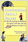 Curriculum Yellow Pages, Learning Launchers Staff and Leanne Ely, 1891400045
