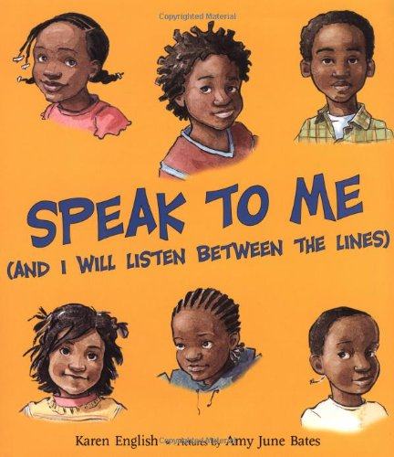 Download Speak to Me: (And I Will Listen between the Lines) ebook