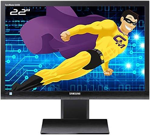 Samsung pantalla 22 SyncMaster sa450 S22 A450MW VGA DVI Audio VESA ...
