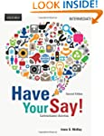 Have Your Say: Intermediate Communica...