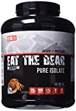 ETB Eat The Bear Grizzly Protein Pure Isolate, Cinnamon Bun, 5 Pound