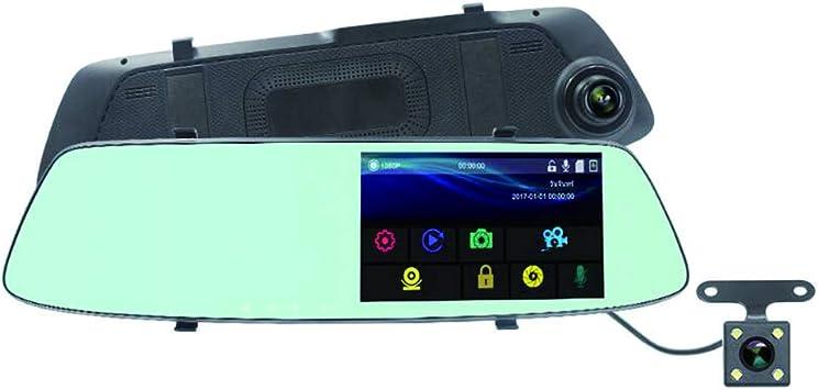 DH - Grabadora electrónica de doble vista frontal y trasera con ...
