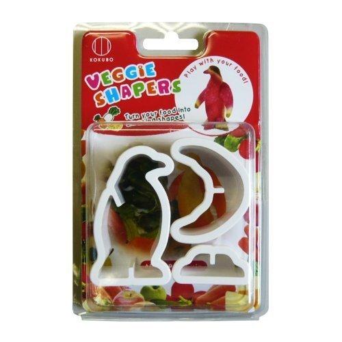 CuteZCute Vegetable Cutter Cookie Penguin