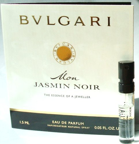 Bvlgari Mon Jasmin Noir 0.05 Eau De Parfum Spray for Women, 0.05 Ounce 0.05 Ounce Parfum