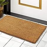 Kempf Natural Coco Coir Doormat, 22-inch by