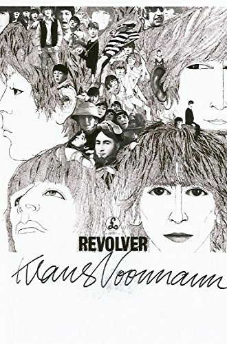 Klaus Voormann GRAPHIC ARTIST BEATLES autograph, In-Person signed photo by Markus Brandes Autographs