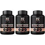 Nitric Oxide Booster Premium Muscle Pump Supplement Endurance Vasodilator by NutraFX