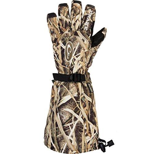 Drake Double Duty Decoy Glove Medium Mossy Oak Bottomland