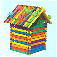 Palitos de paleta de madera del arte palitos de madera Lollipop ...