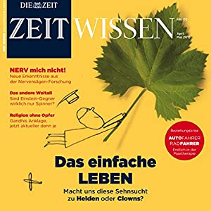 ZeitWissen April / Mai 2015 Audiomagazin