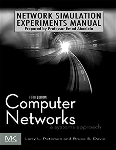 network simulation experiments manual 5th edition the morgan rh amazon com Cavendish Experiment Simulation Gold Foil Experiment Simulation