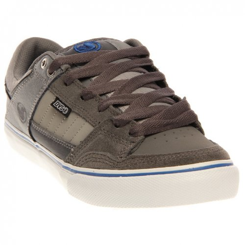 DVS Shoes Ignition CT DVF0000081 Herren Fashion Sneakers Grau (GREY SUEDE 020)