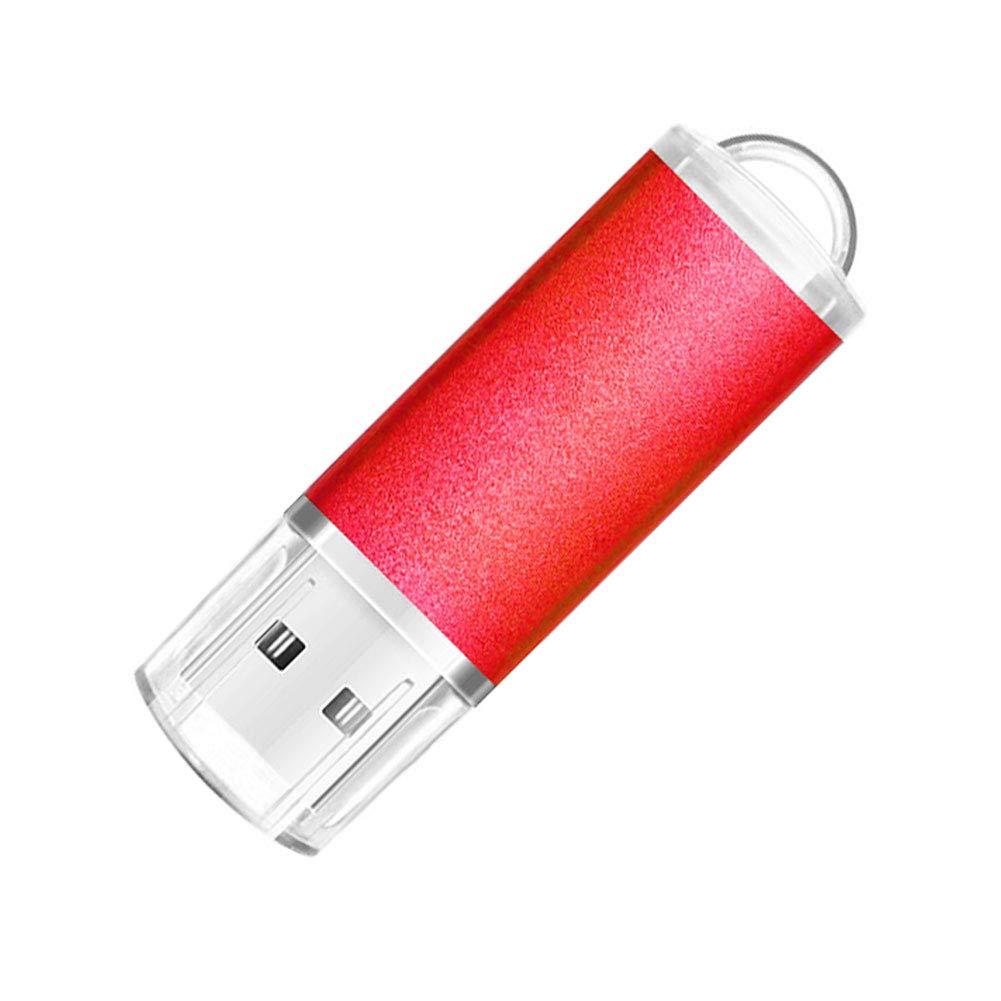Black Blue Green Gold Red SumDuta 5 Pack 16GB USB 2.0 Flash Drive Thumb Drives Memory Stick 5 Colors
