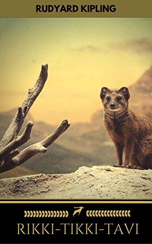 Rikki-Tikki-Tavi (Golden Deer Classics) by [Kipling, Rudyard, Classics, Golden Deer]