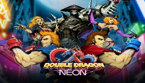 Double Dragon: Neon [Online Game Code]