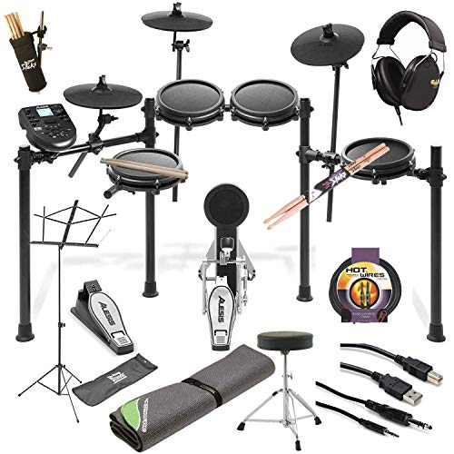 electronic drum set clamps - 5