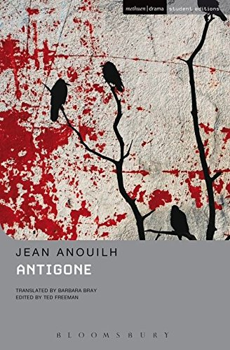 is anouilh's antigone a tragedy discuss