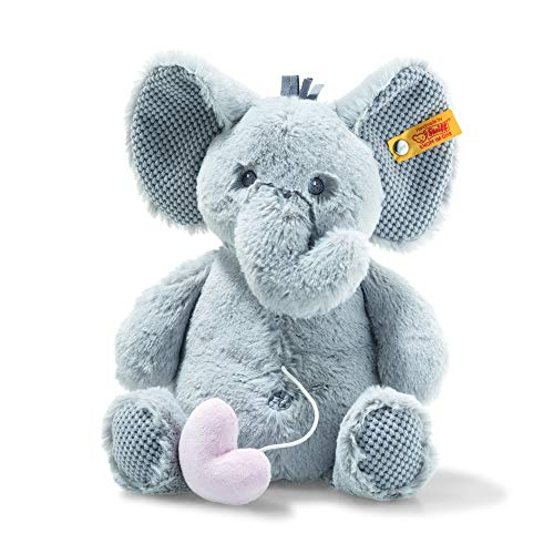 Steiff Ellie Elephant Music Box Plush 10