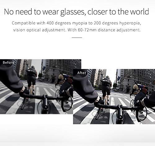Amyove Bobo VR Z6 Casco Casco Gafas 3D VR Gafas de Auriculares con Realidad Virtual