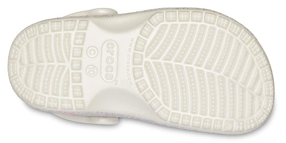 Crocs Unisex-Baby Kids Classic Glitter Clog Clog