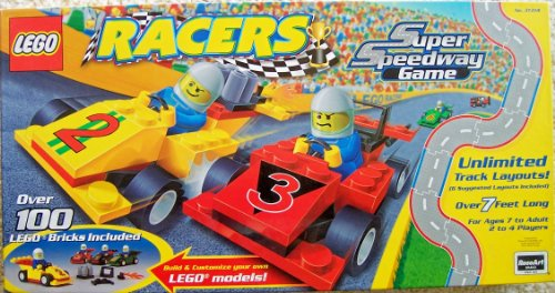 Lego Racers Super Speedway Game, Baby & Kids Zone