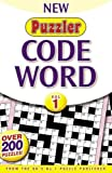 Puzzler Code Word: Vol. 1 (New Puzzler)