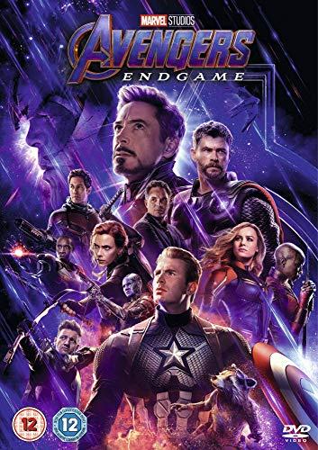 Avengers Endgame [DVD] [2019]
