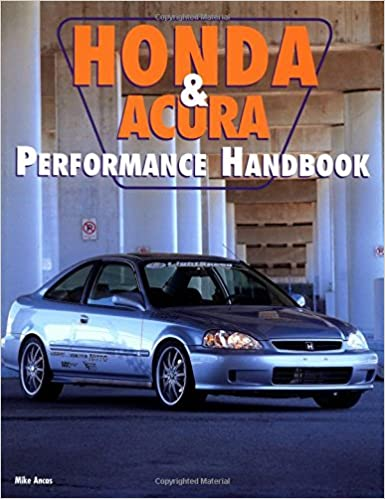 Honda hookups manual