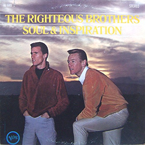 Righteous Brothers Soul Inspiration Vinyl product image