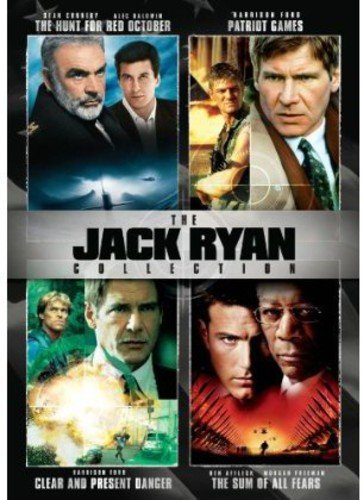 The Jack Ryan Collection for sale  Delivered anywhere in USA