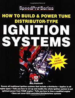 How to Build and Power Tune Distributor-type Ignition Systems (SpeedPro Series)