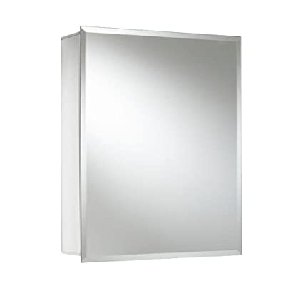 Attirant Croydex Winster 20 Inch X 16 Inch Recessed Or Surface Mount Medicine Cabinet  With Hang U0027Nu0027 Lock Fitting System, Aluminum     Amazon.com