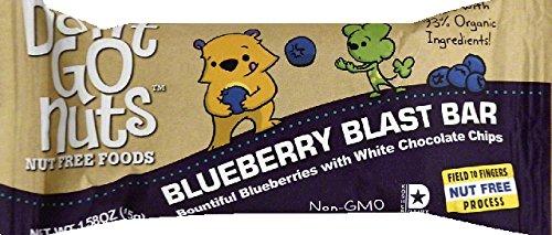 Dont Go Nuts Energy Bar Blueberry Blast Organic, 1.58 oz