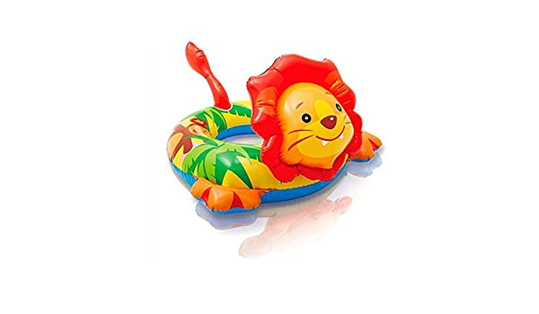Flotador hinchable de león, de Intex: Amazon.es: Deportes y ...