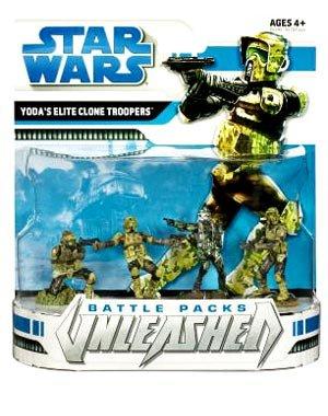 Star Wars? Battle Packs Unleashed: Yoda?s Elite Clone Troopers