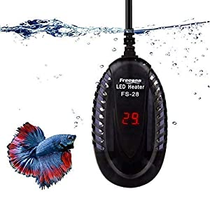 FREESEA  Aquarium Fish Tank Submersible Heater