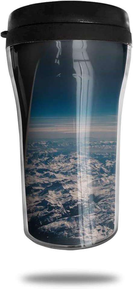 tasse /à th/é isotherme avec couvercle 250 ml OUYouDeFangA Tasse /à caf/é de voyage avec motif chihuahua en 3D et portable sous vide