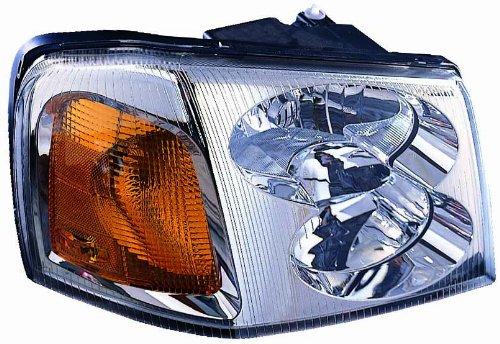 Depo 335-1120R-AF GMC Envoy Passenger Side Head Light Assembly