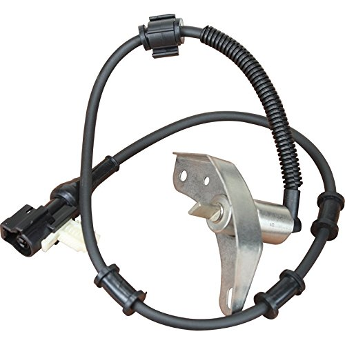 AIP Electronics ABS Anti-Lock Brake Wheel Speed Sensor Compatible Replacement For 1995-2004 Ford E-250 E-350 E-450 E-550 and Econoline Front Right Passenger Oem Fit ABS53