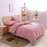 YiXinZhaiPei Washing cotton quilt cover sheet 1.5/1.8 cotton bedding, 4 meters , queen