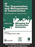 The Organization and Management of Construction, , 0419222308