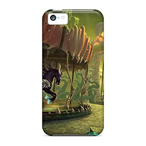 Hot DPVjR12686QULcm Dark Arcana The Carnival06 Tpu Case Cover Compatible With Iphone 5c
