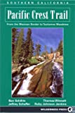 img - for Pacific Crest Trail: Southern California by Ben Schirfin (2003-01-15) book / textbook / text book