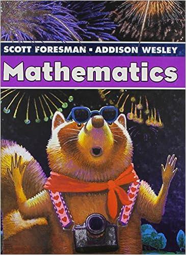 Amazon.com: Scott Foresman Addison-Wesley Mathematics, Grade 3 ...