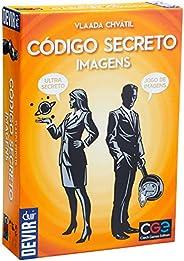 Código Secreto Imagens - Devir