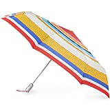 Totes 8709 X-Large Auto Open Close SunGuard NeverWet Umbrella, Pulsating Stripe
