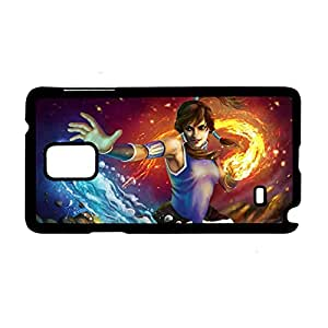 Generic Abs Phone Case For Girl For Galaxy Note 4 Samsung With The Legend Of Korra Choose Design 4